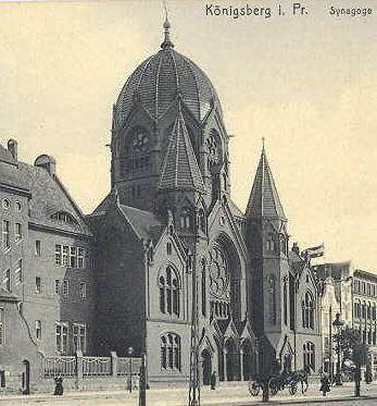 Открытки кенигсбергская синагога зимой, открытки заставку вайбере