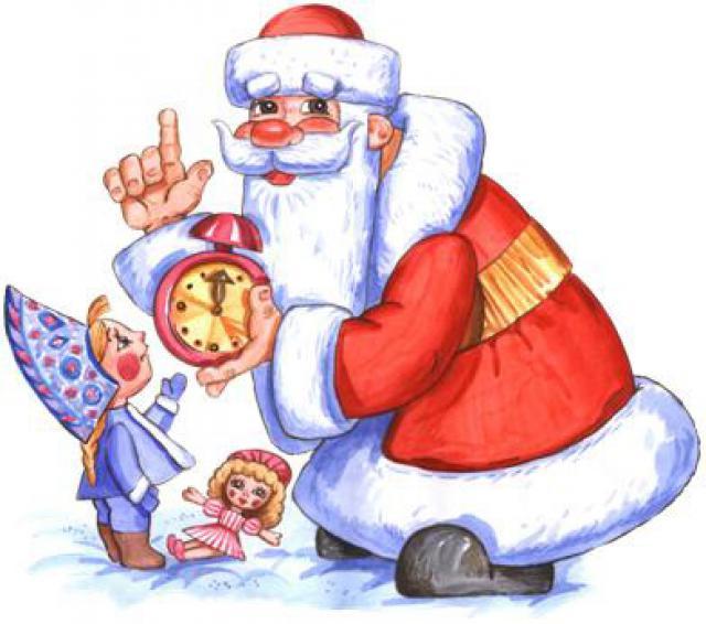 31 января - День Деда Мороза и Снегурочки. - Креативное рекламное агентство Mix Media с типографией в Жуковском