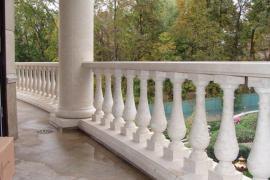 Балясины балюстрады для балкона и крыльца продажа монтаж