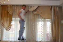 Химчистка,чистка мебели,стирка штор.