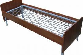 Металлические кровати для бытовок, кровати металлические опт