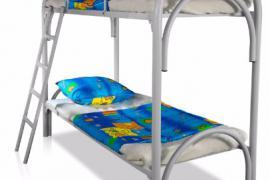 Металлические кровати с дсп спинками для больниц, кровати дл