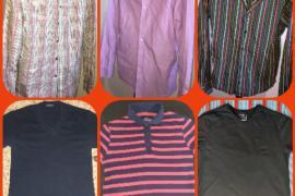 Мужские фирменные рубашки и летние футболки поло дешево