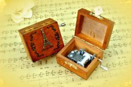 Музыкальная шкатулка (music box)