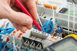 Обслуживание электрики здания