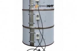 Полиуретановый высокотемпературный  нагреватель до t +150 ºс