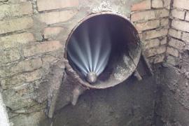 Прочистка и промывка канализации, устранение засоров.