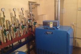 Мастер. ремонт газового котла, газовой колонки, обслуживание