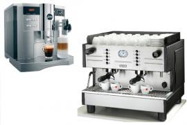 Ремонт кофемашин и кофеварок в калининграде