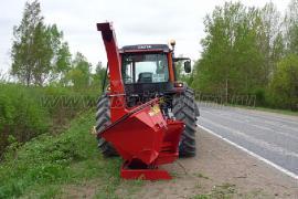 Рубильные машины farmi (финляндия)