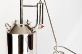Дистиллятор , самогонный аппарат
