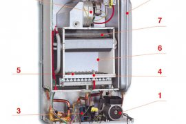 Ремонт котла отопления, газовой колонки,газ. плиты