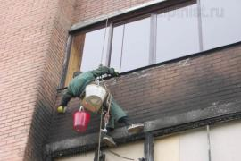 Удаление,очистка, реставрация  последствий после пожара