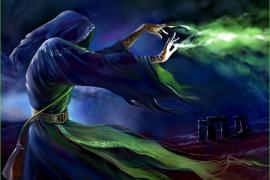 Ведьма черная и белая магия