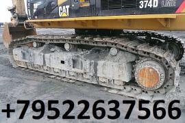 Запасные части экскаваторов caterpillar 365 и 374