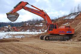 Запасные части экскаваторов кранэкс ек400