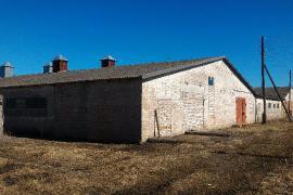 Животноводческий комплекс-4511 кв. м. +40 га земли рядом.
