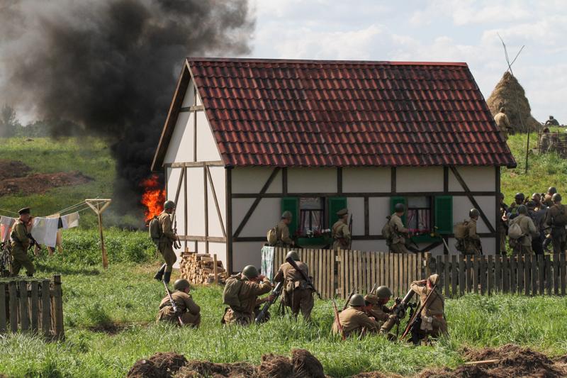 На «Гумбинненском сражении» мыможем вживую прикоснуться кисторической правде— Владимир Мединский