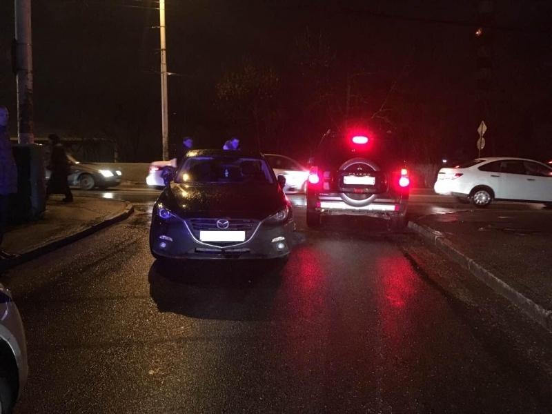 Наулице Островского сбили 11-летнего ребенка, переходившего дорогу по«зебре»