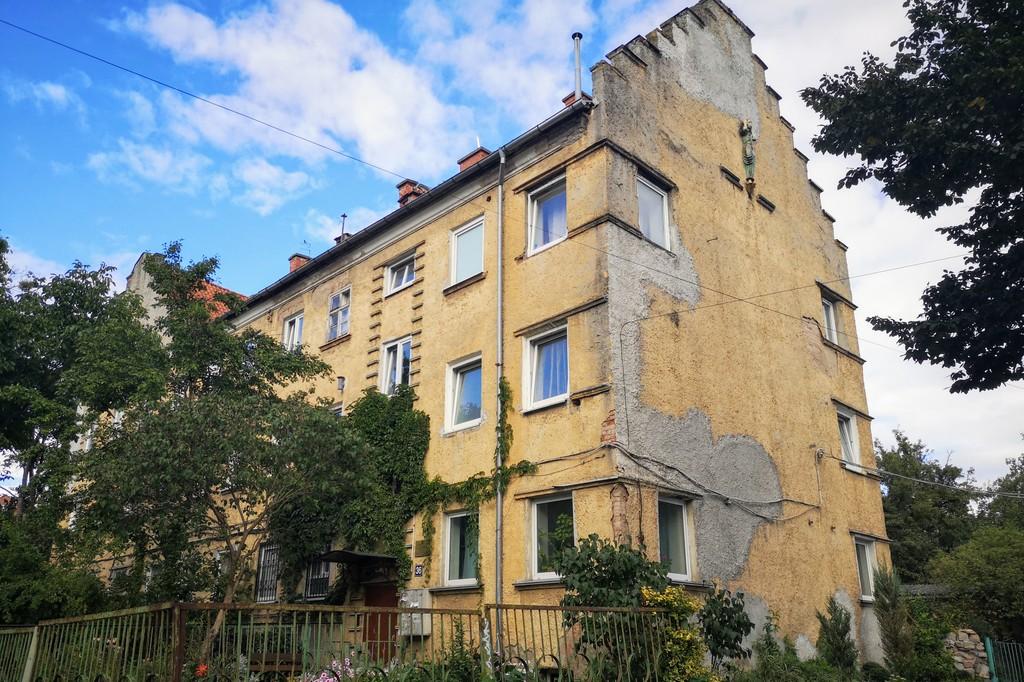 Историческое здание до ремонта