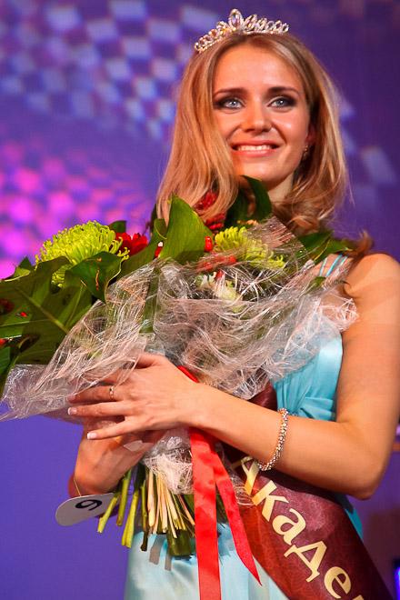 Мисс Академия-2011: фото- и видеорепортаж Калининград.Ru (фото, видео