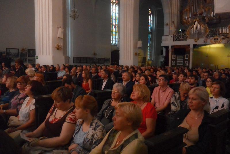 Международный конкурс имени микаэла таривердиева собрал в калининграде органистов из 16 стран