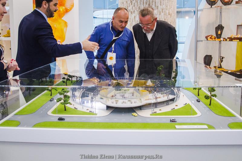 Янтарный комбинат откроет янтарный кластер «Янтарная долина» впоселке Янтарный