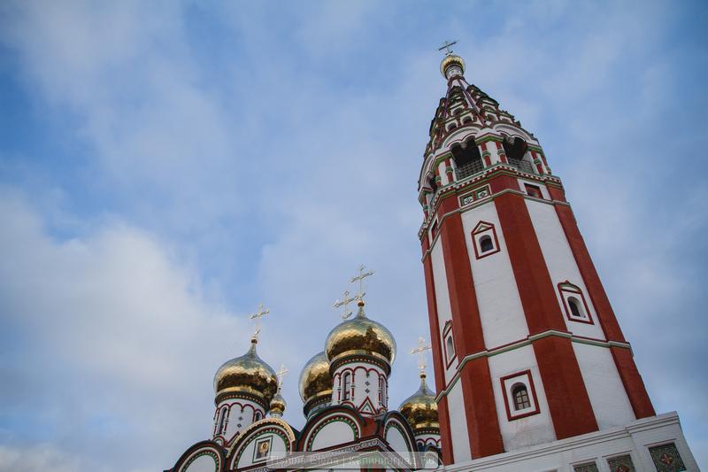 «Патриарх освятил»: вГусеве открыли храм Всех святых  Избранное