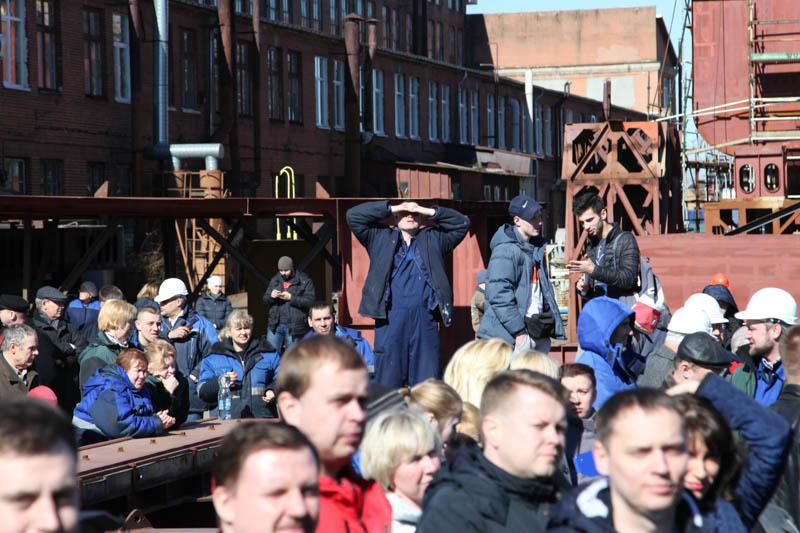 ВКалининграде сегодня заложат траулер «Ударник» для камчатских рыбаков— Срочно вномер