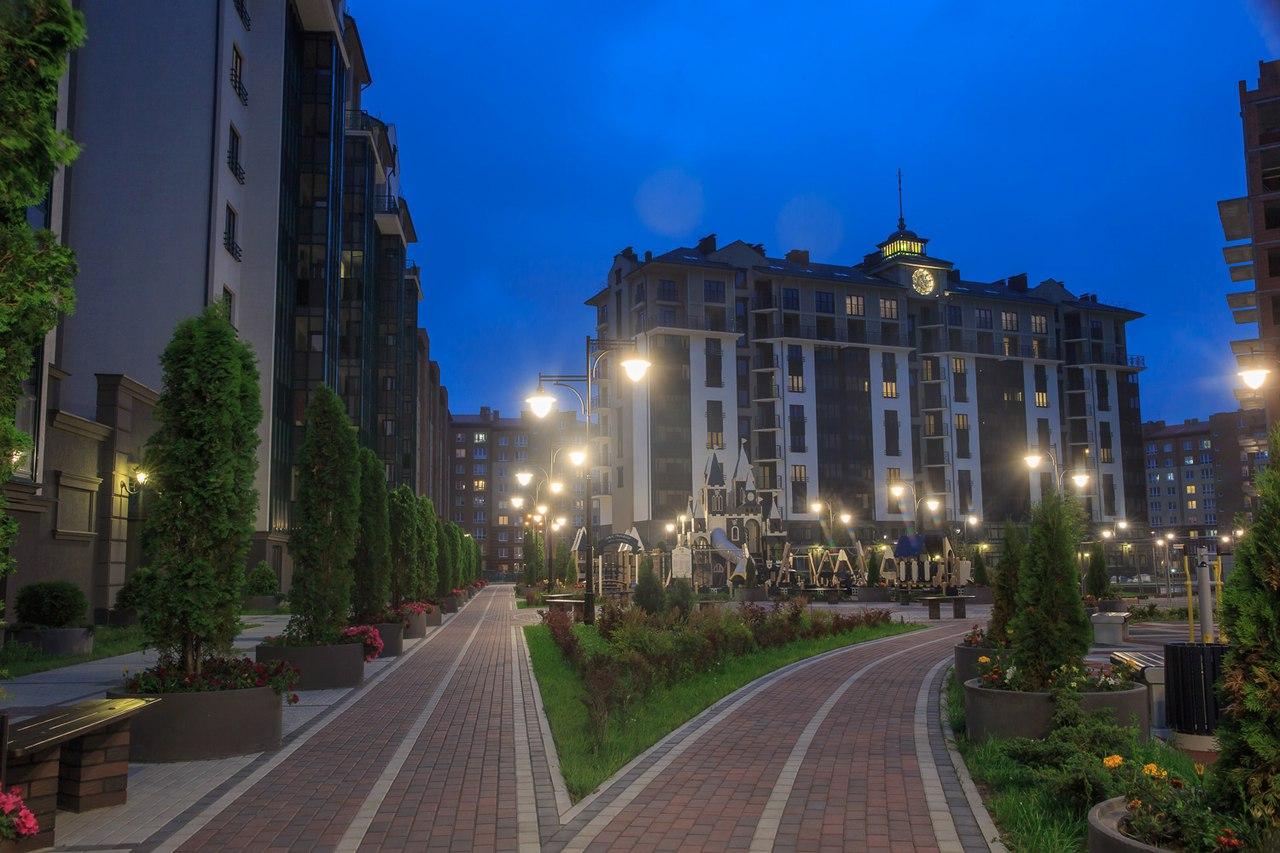 Квартиры цветной бульвар в калининграде фото