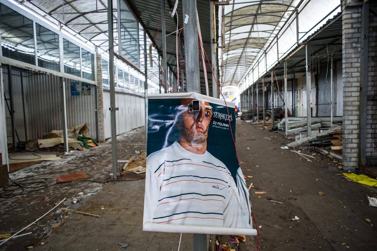 Центральный рынок вКалининграде должен окончательно закрыться до11марта