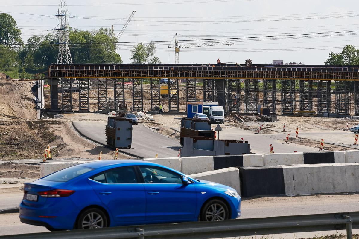 новые развязки дорог в калининграде фото дэдпул