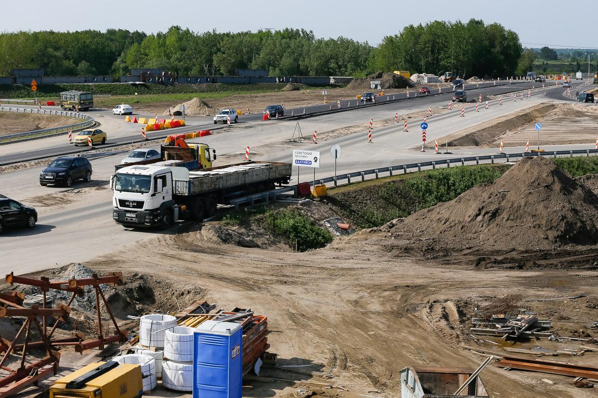 новые развязки дорог в калининграде фото того чтобы