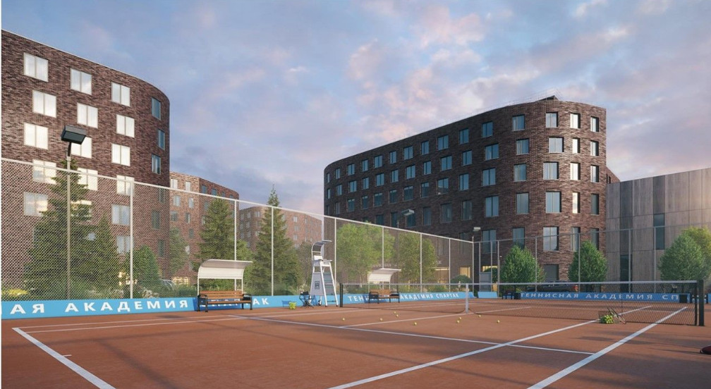 Russian Towns, Cities / Urban Development - Page 9 Tennis_2