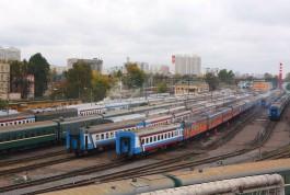 Через Калининградскую область планируют запустить транзит контейнеров из Китая в Европу