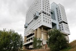 Рыночную стоимость Дома Советов и территории вокруг оценили в 830 млн рублей