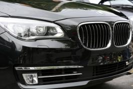Ночью в Чкаловске угнали BMW X5