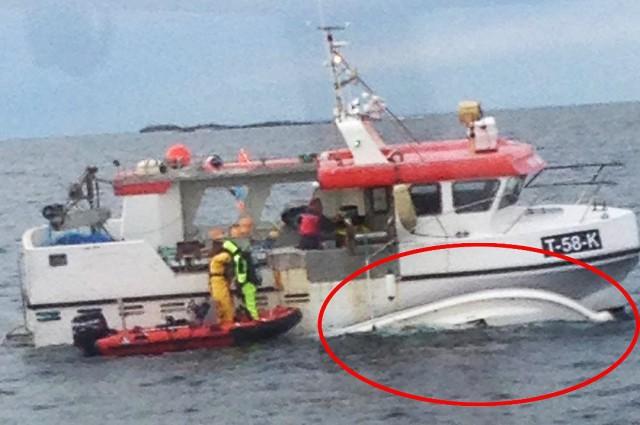 гибель рыбаков в норвегии фото калининград был совершенно