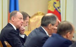 Патрушев: Паром Усть-Луга — Балтийск — единственная надёжная транспортная артерия для Калининграда