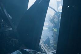 На улице Черноморской в Калининграде при пожаре погиб восьмилетний ребёнок