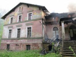 В Немане возбудили уголовное дело после пожара в усадьбе Альтхоф Рагнит