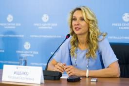 Наталья Ищенко: Гусев стал столицей шорт-трека в Калининградской области