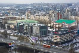«Попытка №2»: рядом с отелем «Ибис» в Калининграде разрешили построить восьмиэтажное здание