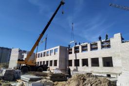 Власти объявили торги на строительство корпуса школы на Каштановой аллее за 852 млн рублей