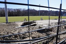 «Трава у базы»: в каком виде ждёт сборную Сербии тренировочное поле в Светлогорске