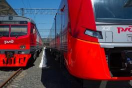 На следующей рабочей неделе в регионе назначат дополнительные поезда к морю