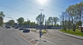 На улице Суворова в Калининграде изменили работу светофоров