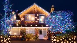 «Праздничная атмосфера»: как перед Новым годом украсить световой подсветкой дом, офис, магазин или кафе в Калининграде