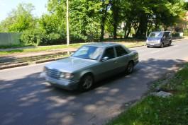 На проспекте Победы в Калининграде сбили 23-летнего пешехода