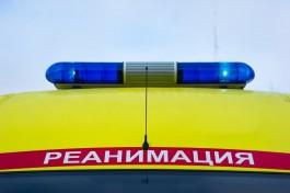 СК: При ночном пожаре в Гурьевском округе погиб 78-летний мужчина